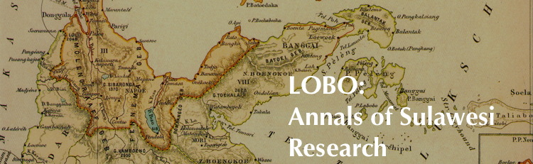 Lobo: Annals of Sulawesi Research